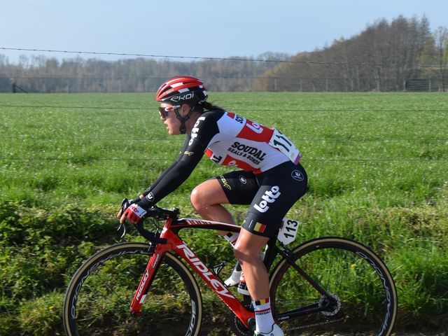 Galerie photo: Amstel Gold Race Lotto Soudal Ladies