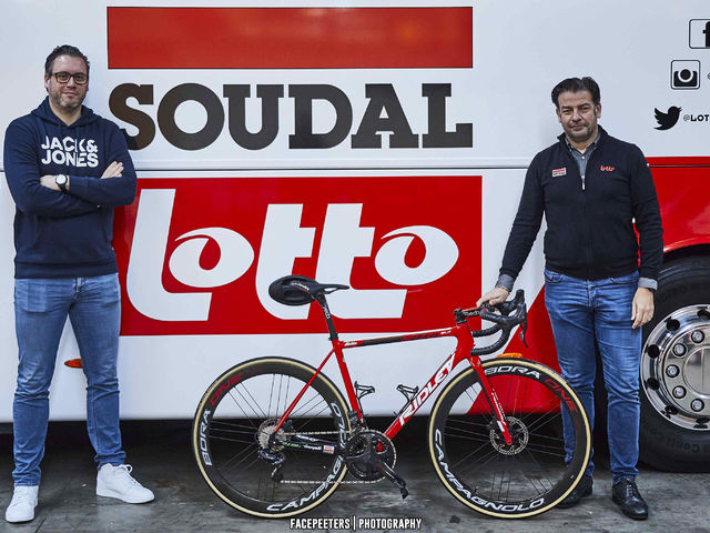 Digitalum partners up with Lotto Soudal Ladies