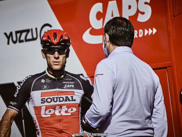 No more classics for Philippe Gilbert in 2020