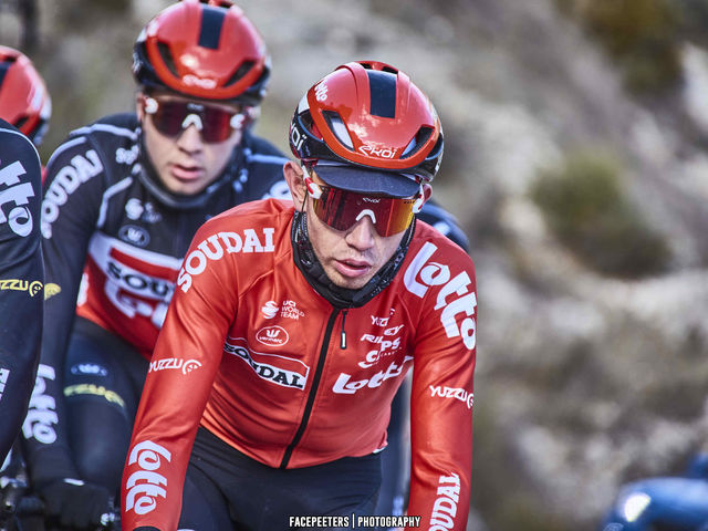 Meet the Lotto Soudal youngsters: Andreas Kron