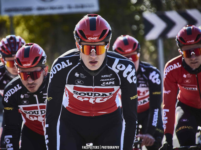 Meet the Lotto Soudal youngsters: Filippo Conca